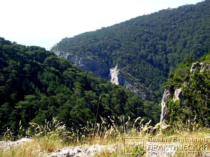 Ущелье Уч-Кош и река Бала